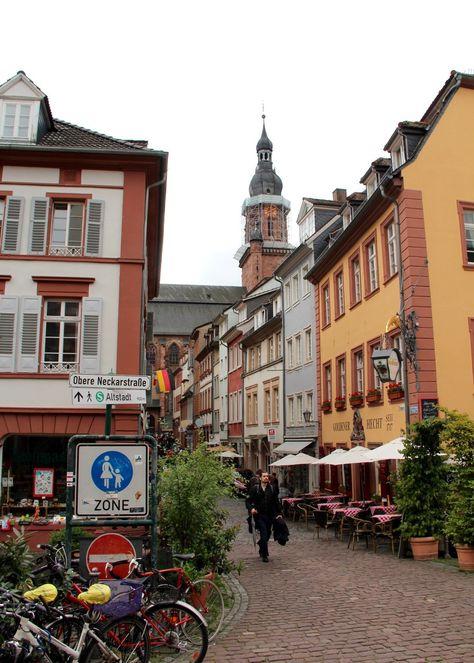 Heidelberg mit Kindern entdecken und sparen