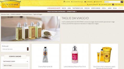 Beauty da viaggio: i prodotti da scegliere - the Shopping Corner
