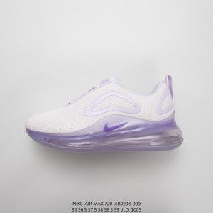 Nike Air Max 720 Pure PlatinumOxygen PurpleSpace Purple
