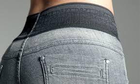 Avental de perna de calça jeans | ModaByNill YouTube