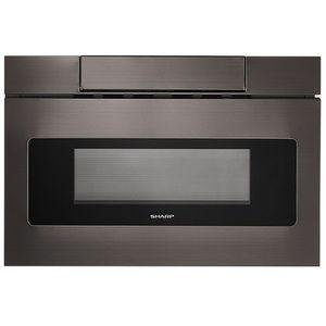 Ssmd2470ah Microwave Drawer Microwave Black Stainless Steel Microwave Drawer Sharp Microwave Drawer Microwave