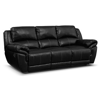 Torino Ii Leather Sofa Value City Furniture 399 99 My Style Pinterest Sofas And Living Room