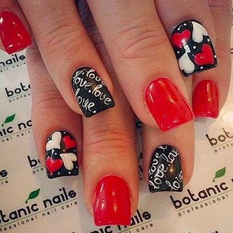 12 Nail Designs For Valentines Day 2018 Nail Favorites
