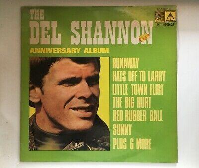 Del Shannon Anniversary Album 1972 Original 12 Vinyl Lp Album Ebay