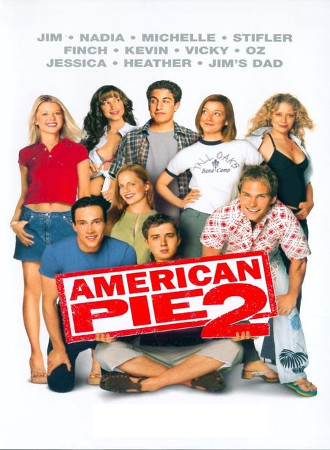Title Avec Images American Pie American Films Complets