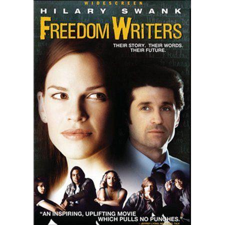 Freedom Writers Dvd Freedom Writers Movie Freedom Writers Inspirational Movies