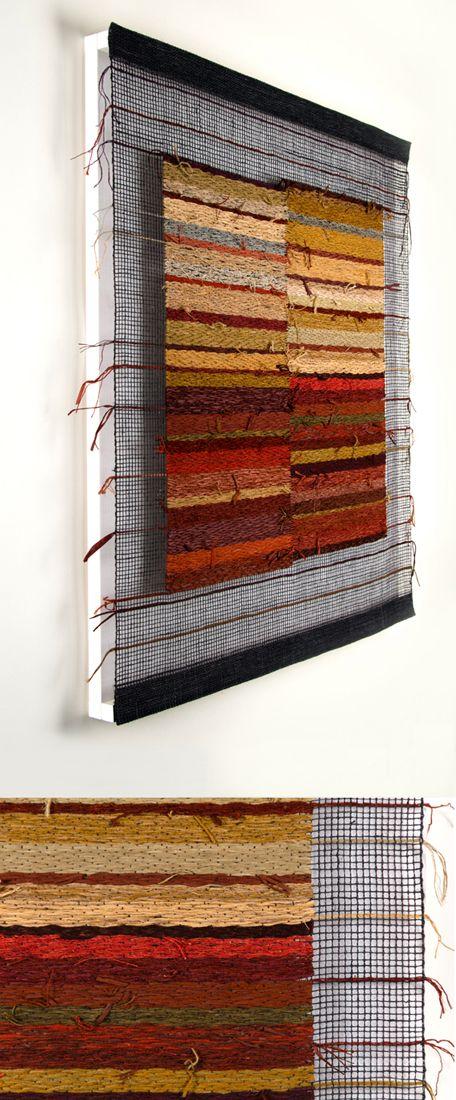 Four Square Series: Stripes; Morgan Clifford