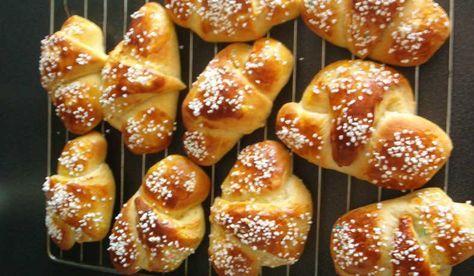 bröd gifflar recept