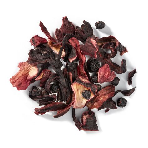 Mighty Leaf Wild Berry Hibiscus A Vibrant And Sweet Herbal