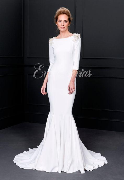 vestido de novia victoriavicky martín berrocal colección 2017