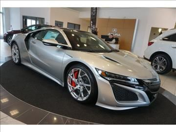 2017 Acura Nsx For Sale >> 2017 Acura Nsx For Sale Carsforsale Com Acura Models Nsx