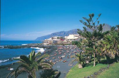 Holidays in #PlayaDeLaArena  #Tenerife