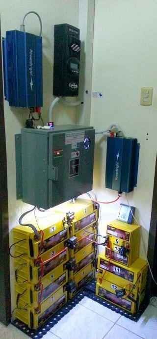 Picture Of Lithium Iron Phosphate Lifepo4 Solar Storage Battery Bank Solar Storage Batteries Battery Storage Diy Solar