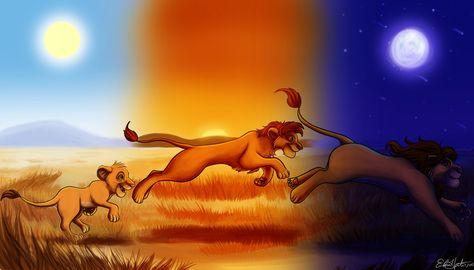 The Lion King by erikathegoober on DeviantArt