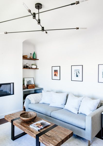 Room With A View - A Modern S.F. Bachelor Pad That Gets It Right - Photos