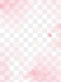Pink Transparent Peach Elements Background Png Free Download