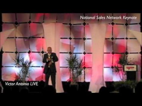d034555ac Victor Antonio - National Sales Network Keynote - Selling   Selling the Loss
