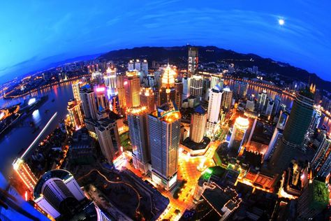 15 Magnificent Photos of Skylines Around The World