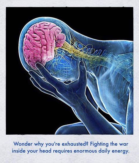 fatigue Soul Weary #MentalFatigue...