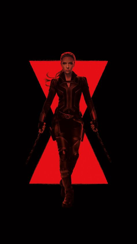 Black Widow (2021) Phone Wallpaper | Moviemania
