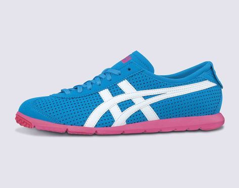 d106c45c5d0a The shoe fuses classic Onitsuka Tiger design elements and modern technology  that take lightweight running ...