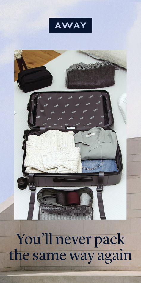 Buckle down the compression pad to clear up free space. Packing never felt so good.