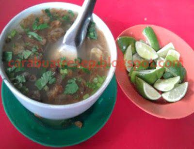Gambar Resep Soto Kwali Solo Sederhana Spesial Asli Enak Resep Makanan Daging Sapi