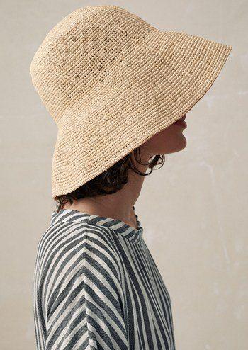 0e34d3529 Women's Noa Raffia Hat | clothes and accessories in 2019 | Raffia ...