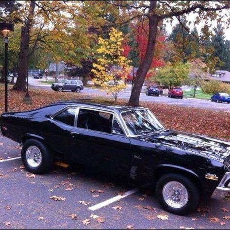 1969 Chevy Nova (Sharkfins on the rear