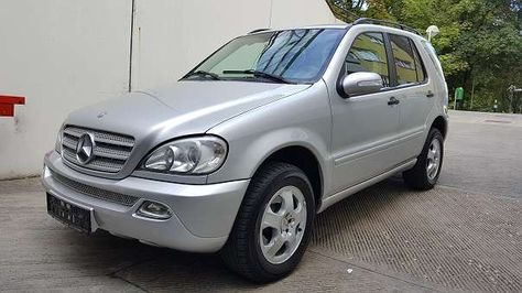 Mercedes-Benz M-Klasse 270 CDI Facelift SUV / Offroad, 2002, 193.000 km…