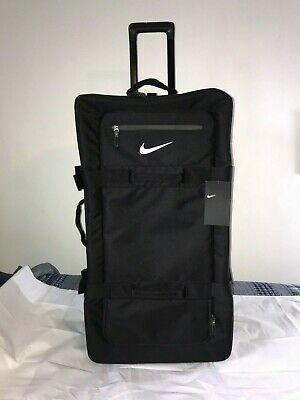 mayor descuento imágenes oficiales mejor autentico Nike Fiftyone49 Luggage X-Large Roller Travel Bag Suitcase ...