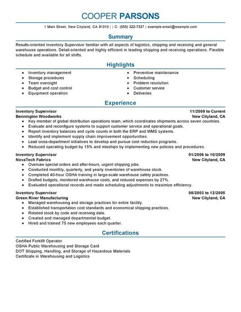Singer Resume Example (resumecompanion) Ritika Raj - resume shipping and receiving
