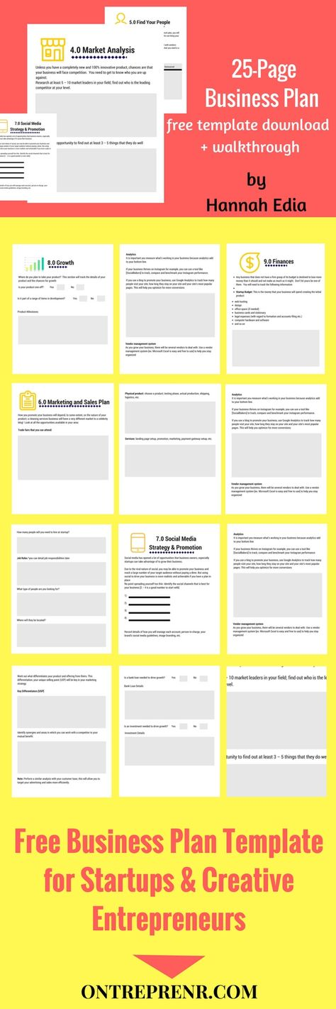 marketing and sales strategy template