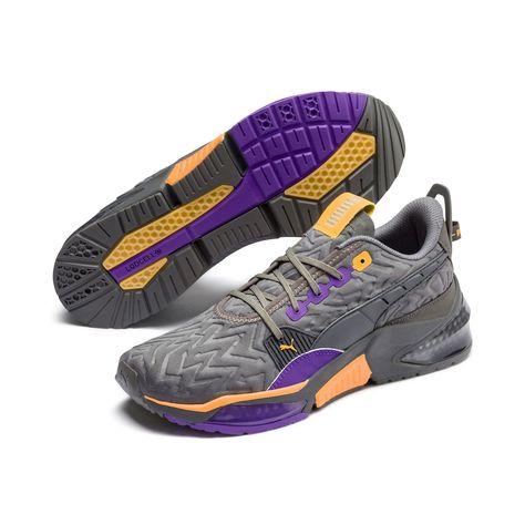 Męskie buty do biegania LQDCELL Optic Rave   CASTLEROCK-Purple Glimmer   Buty PUMA   PUMA Wielka Brytania -   #biegania #castlerock #glimmer #lqdcell #optic #purple #runningshoes #wielka