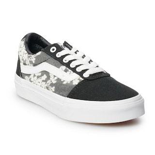 Vans Ward Low Girls' Skate Shoes | Vans