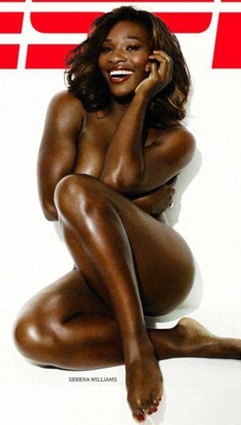 Witch nude black athletes female