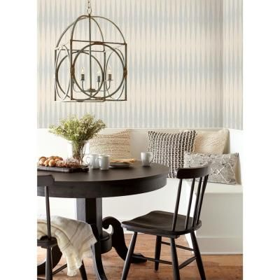 Magnolia Home By Joanna Gaines Handloom Paper Strippable Wallpaper Covers 56 Sq Ft Me1541 The Home Depot Magnolia Homes Home Wallpaper Home Decor