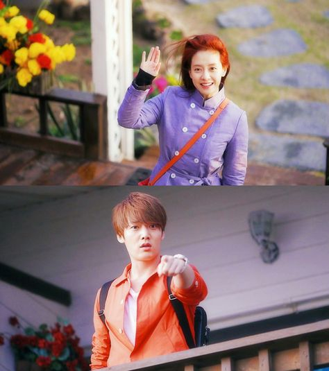 """""""Emergency Couple"""" Finale Episode: Favorite Scaps Of OTP's Countryside High Jinks   Couch Kimchi"""