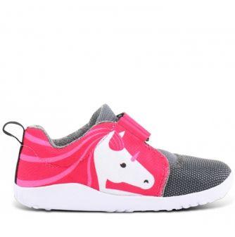Ultralekkie Buciki Bobux Z Koziorozcem 629801 Play Blaze 629801 Polbuty Buty Dla Dziewczynki W Riccardo P Kids Shoes Online Leather Baby Shoes Girls Shoes