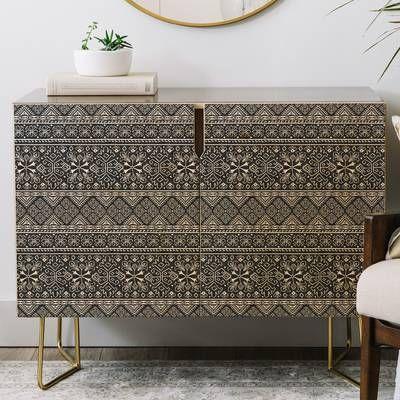 Heather Dutton Grand Bazaar Slate Linen