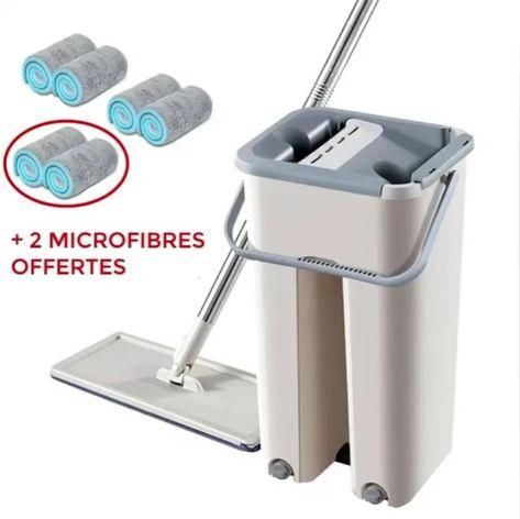 No-hand Washing Lazy Mop - 50 Off - Goolemoo
