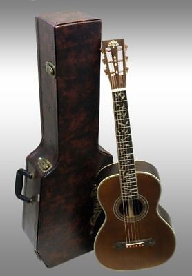 ARIA Mini Acoustic Guitar ASA-18 N with Case music instruments Japan NEW