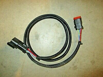 Sponsored Ebay Omc Johnson Evinrude Trim Harness Extension Cable 0176716 3 Ft Feet Foot In 2020 Omc Extension Cable Garden Hose