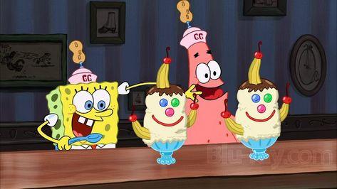 The SpongeBob SquarePants Movie Blu-ray Release Date March 29, 2011