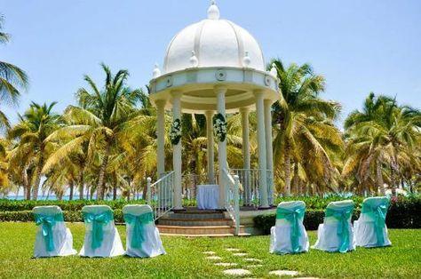 I Love The Set Up Of This Wedding Ceremony At Riu Palace Riviera Maya In Playa Del Carmen Destination Pinterest