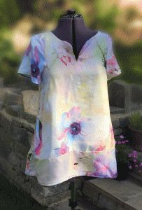 Was a FREE PATTERN/TUT when last checked.   Hi-Low Pocket Top – FREE SEWING PATTERN - finished item