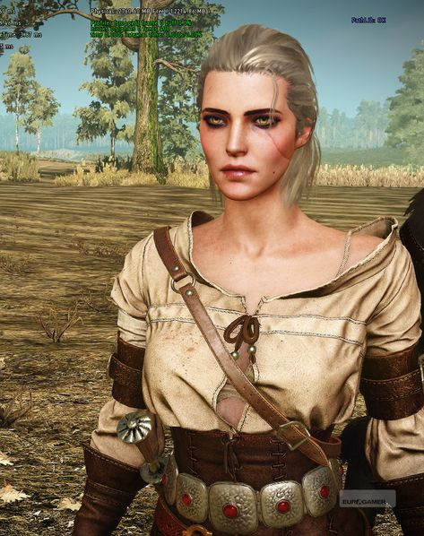 Unseen concept art and renders from The Witcher 3