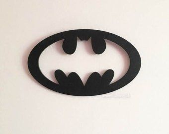 Wooden Shelf Batman Estantes De Madera Madera De Madera