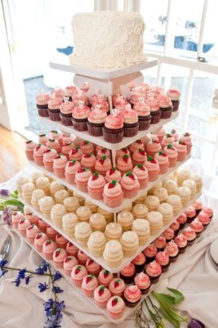 Mini Wedding Desserts Weddingcakesfromwalmart In 2020 Small
