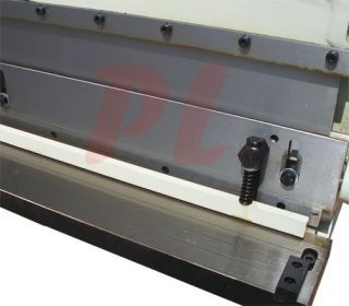 36 Brake Bender With Stand Sheet Metal Bending Plate Bender 12 Gauge In 2020 Metal Bending Sheet Metal Shear Sheet Metal
